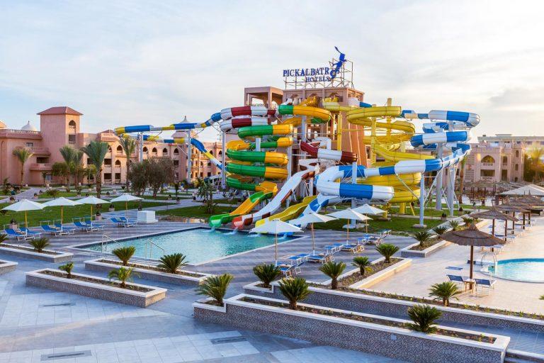 Aqua Vista Resort 4* (families and couples only)