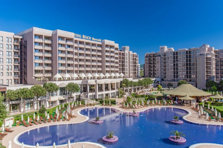 Early Booking vara 2021 Sunny Beach - Barceló Royal Beach Hotel 5*