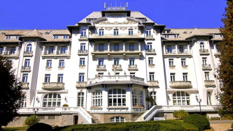 Craciun la Palace Hotel 4* Sinaia