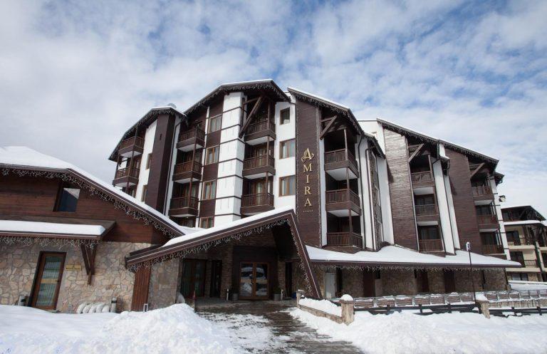 La ski in Bulgaria - Amira Hotel 5*