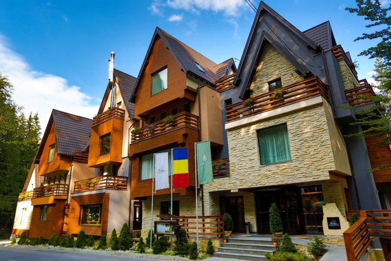 Revelion 2021 la Sinaia - Ioana Hotel 5*