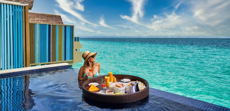 Luna de miere in Maldive - Hard Rock Hotel Maldives 5*