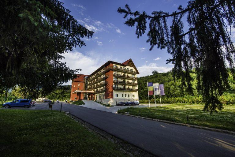TTS**** Spa&Wellness Covasna Hotel 4*