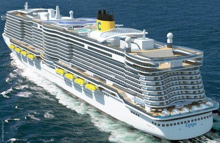 Croaziera 2021 in Italia, Franta si Spania la bordul navei Costa Toscana - 6 nopti