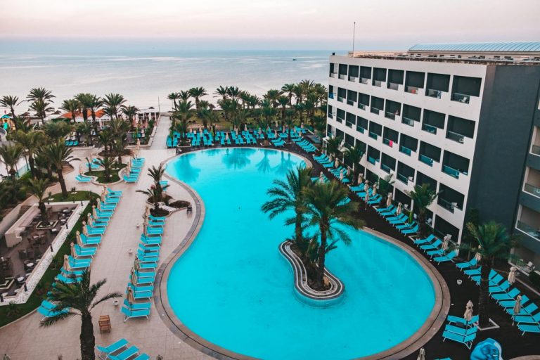 Early Booking vara 2021 Tunisia - Vincci Rosa Beach Hotel 4* (Monastir)