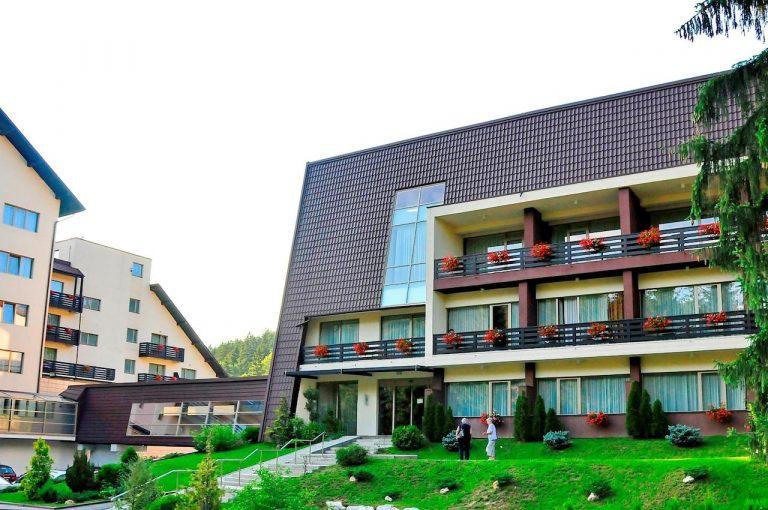 Minivacanta de 1 Decembrie la Covasna - Clermont Hotel 4*