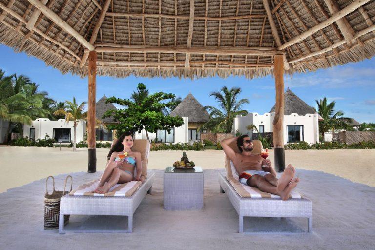 Luna de miere in Zanzibar - Gold Zanzibar Beach House & Spa 5*