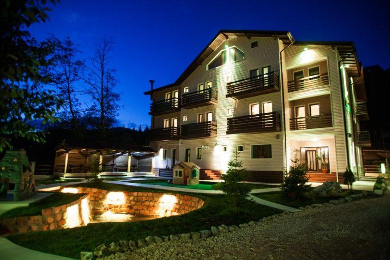 1 Decembrie la Predeal - Hotel Draga Maria 3*