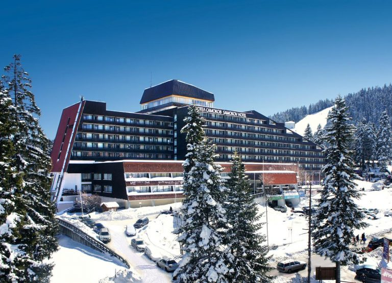 Revelion 2021 pe schiuri - Samokov Hotel 4*