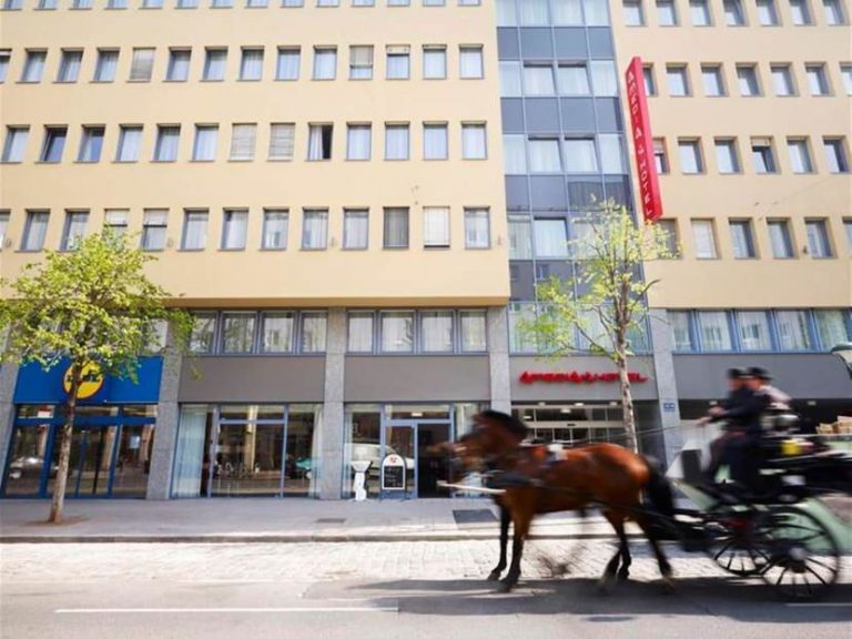 City Break la Viena - Best Western Plus Amedia Wien 4*
