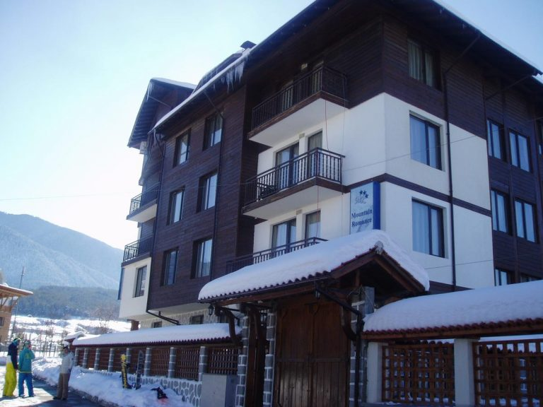 Mountain Romance & Spa ApartHotel 3*