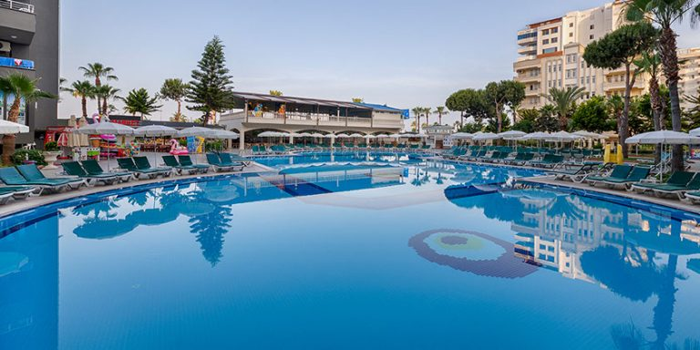 Early Booking Antalya 2021 - SENZA Grand Santana Hotel 5*