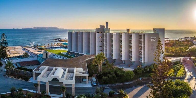 Paste 2021 in Creta (Heraklion) - Arina Beach Resort 4*