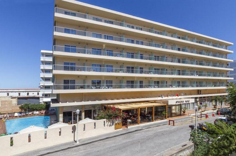 Paste 2021 in Rhodos - Athena Hotel 3*