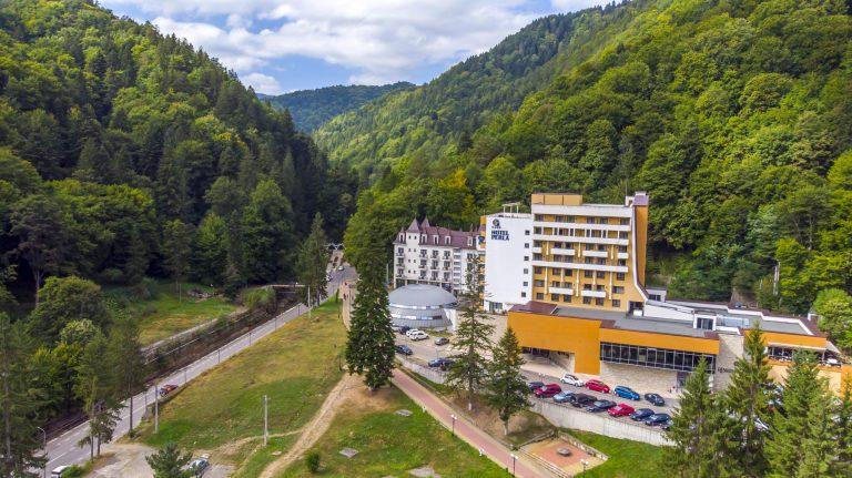 Tratament balnear la Slanic Moldova - Perla Hotel 4*