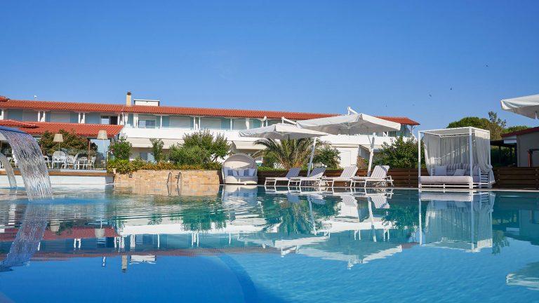 Vara 2021 Halkidiki - Antigoni Beach Resort 4*