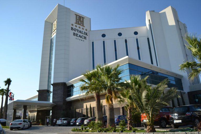 Boyalik Beach Hotel & Spa Cesme 5*