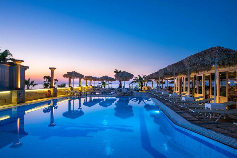 Early booking vara 2021 Creta (Chania) – Odyssia Beach Hotel 4*