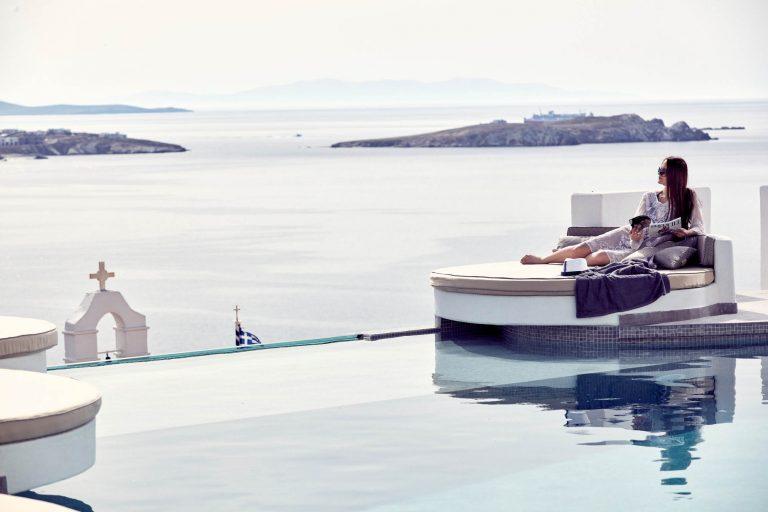 Early booking vara 2021 Mykonos - Absolute Mykonos Suites & More 5*