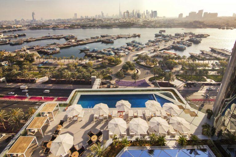 Al Bandar Rotana – Dubai Creek Hotel 5*