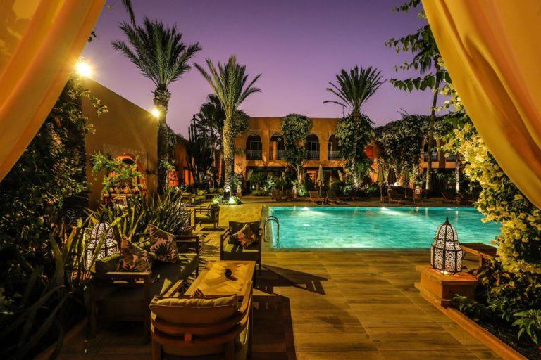 Tikida Golf Palace - Relais & Châteaux Agadir 5*