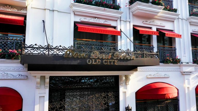 City Break Istanbul - Dosso Dossi Hotels Old City 4*