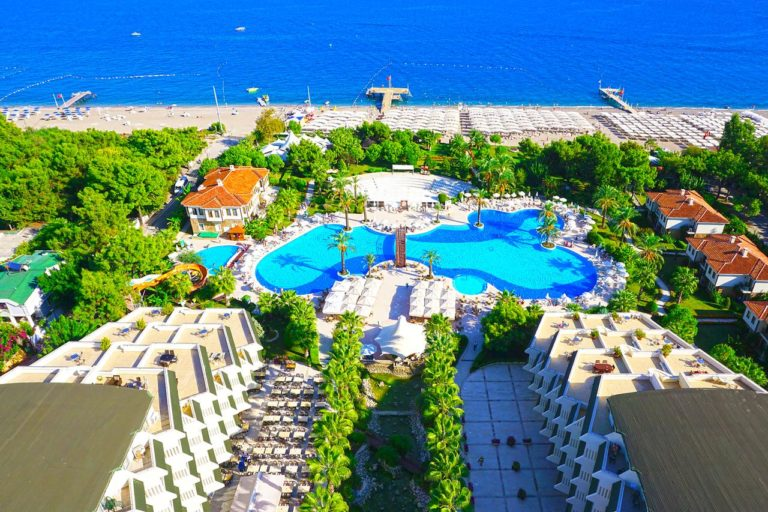 Queen's Park Tekirova Resort & Spa 5*