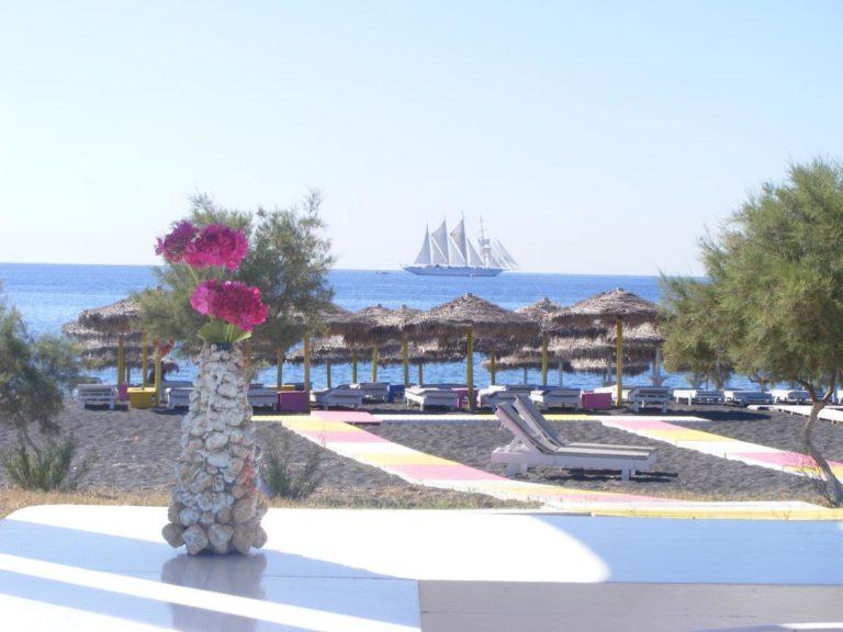 Early booking vara 2021 Santorini - Perissa Bay Hotel 3*