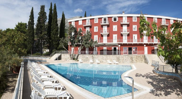Bellevue Hotel Orebić 4*