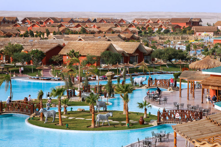 Jungle Aqua Park Resort 4* (families and couples only)