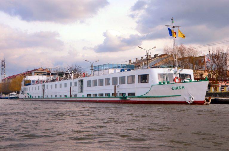 Delta Symphony - Croaziera in Delta Dunarii la bordul navei MS Diana