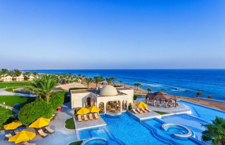 The Oberoi Beach Resort, Sahl Hasheesh 5*