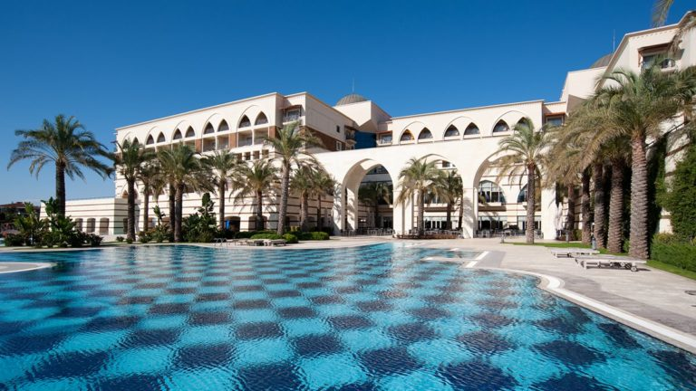 Kempinski Hotel The Dome Belek Golf and Thalasso 5*