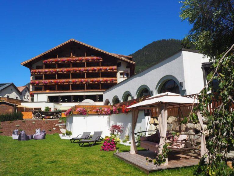 Wellness in Austria – Beauty & Wellnesshotel Tirolerhof 4* (Nauders)