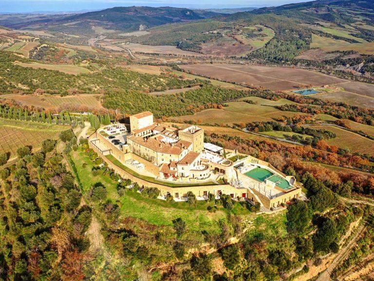 Castello di Velona - The Leading Hotels of the World 5*
