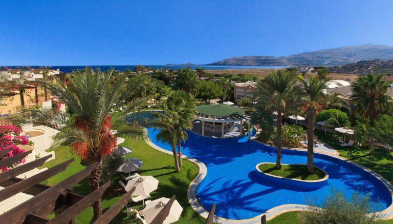 Atrium Palace Thalasso Spa Resort And Villas 5*