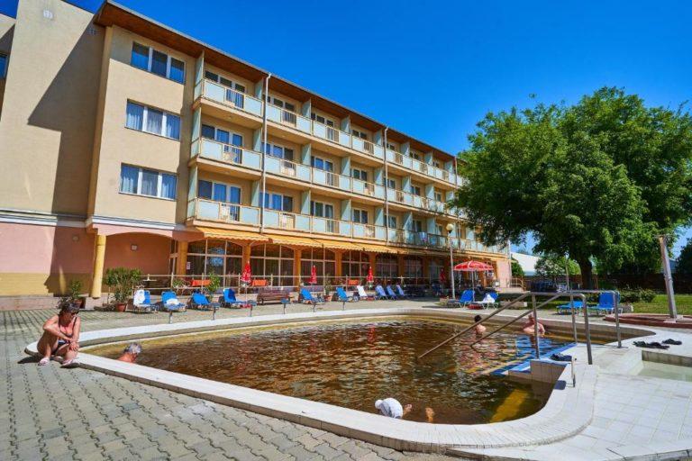 Baile termale din Ungaria - Hungarospa Thermal Hotel 3*, Hajduszoboszlo