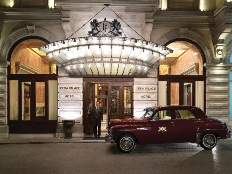 Pera Palace Hotel 5*
