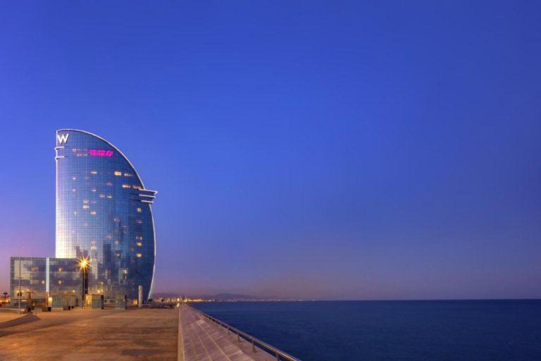 W Barcelona Hotel 5*