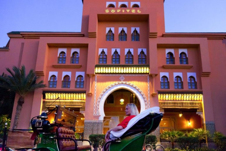 Sofitel Marrakech Palais Imperial 5* - Early Booking 2022
