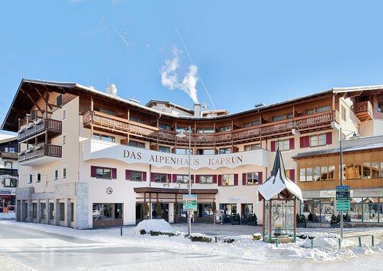 Das Alpenhaus Kaprun 4*