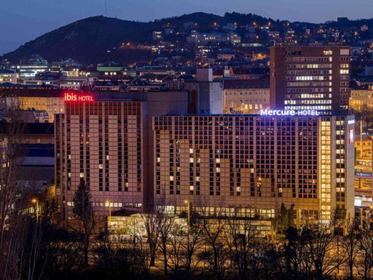 Revelion 2021 - 2022 la Budapesta - Mercure Budapest Castle Hill 4*