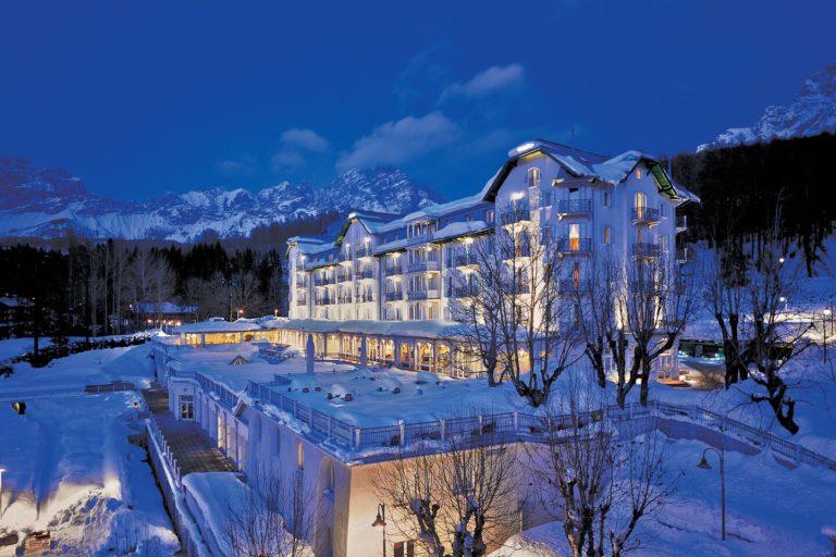 La ski in Italia - Cristallo, a Luxury Collection Resort & Spa 5*